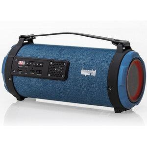 Imperial XXL-Bluetooth-Lautsprecher Beatsman 3, Jeans-Blau