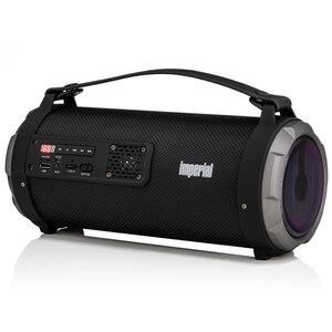 Imperial XXL-Bluetooth-Lautsprecher Beatsman 3, Schwarz