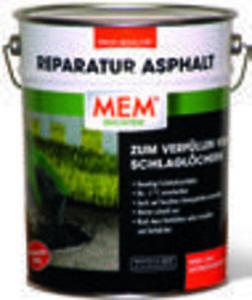 MEM Reparatur- Asphalt