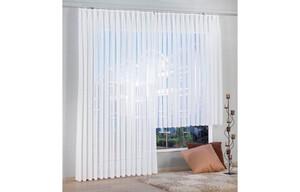 Fertig-Store Yana, weiß, ca. 145 x 300 cm