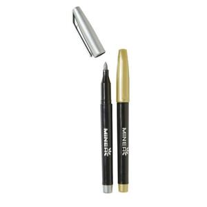 Minea Metallic-Marker 2 Stück