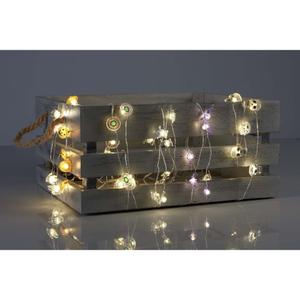 LED Lichterdraht Halloween 10 warmweiße LED in versch. Varianten