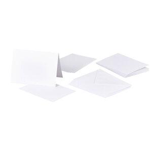 Doppelkarten mit Umschlag
