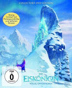 Die Eiskönigin Digibook DVD