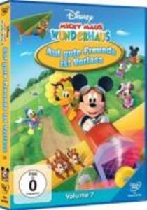 Micky Maus Wunderhaus - Auf gute Freunde ist Verlass von Walt Disney [DVD]