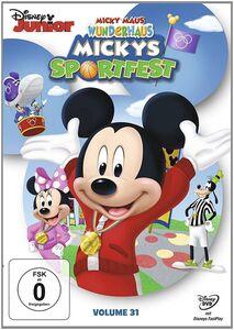 Micky Maus Wunderhaus – Mickys Sportfest DVD