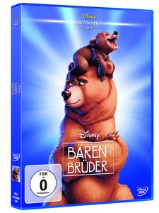 Bärenbrüder (Disney Classics) - DVD
