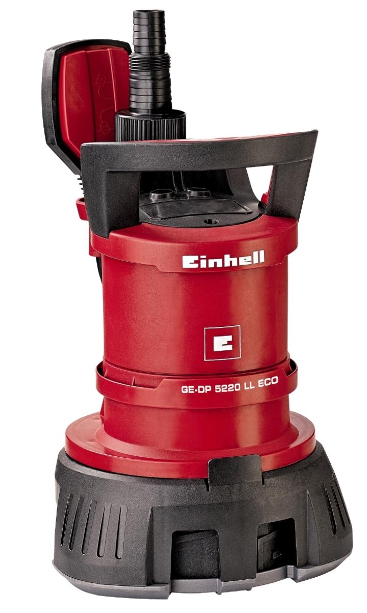 Bild 1 von Einhell Schmutzwasserpumpe GE-DP 5220 LL ECO, Leistung 520 Watt, Fördermenge max. 13500 l/h, 4170780