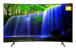 Samsung 4K Ultra HD Curved LED 123cm (49 Zoll) UW49RU7379 UHD Smart TV, Triple Tuner, HDR
