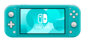 Nintendo Switch Lite Konsole, Farbe: Türkis