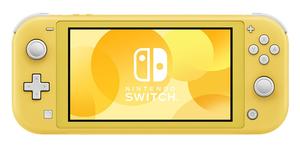 Nintendo Switch Lite Konsole, Farbe: Gelb