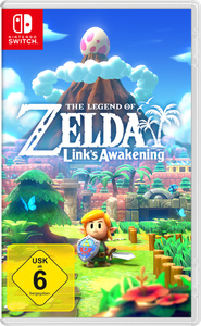 Nintendo - The Legend of Zelda: Link´s Awakening [SWI]