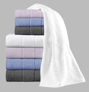 Schiesser Handtuch Turin 50 x 100 cm, Farbe Anthrazit