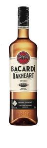 Bacardi Oakheart | 35 % vol | 0,7 l