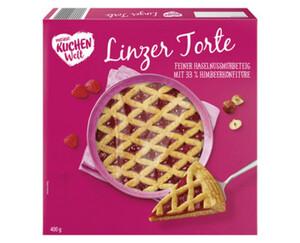 meine Kuchenwelt Linzer Torte