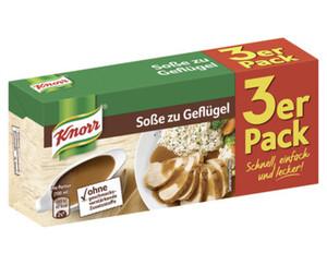 Knorr®   Basissaucen 3er-Pack