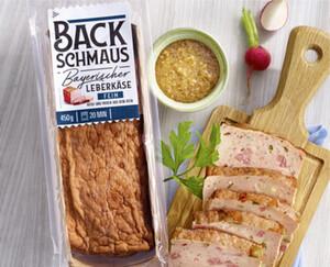 HOUDEK Backschmaus Bayerischer Leberkäse