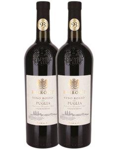 Forte Elerone Vino Rosso Della Puglia