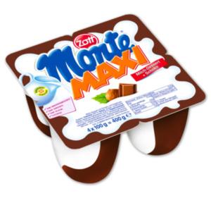 ZOTT Monte Maxi Schoko