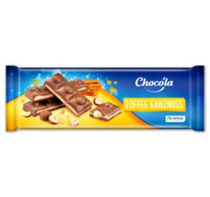 CHOCO'LA Toffee Ganznuss oder Black Cookie