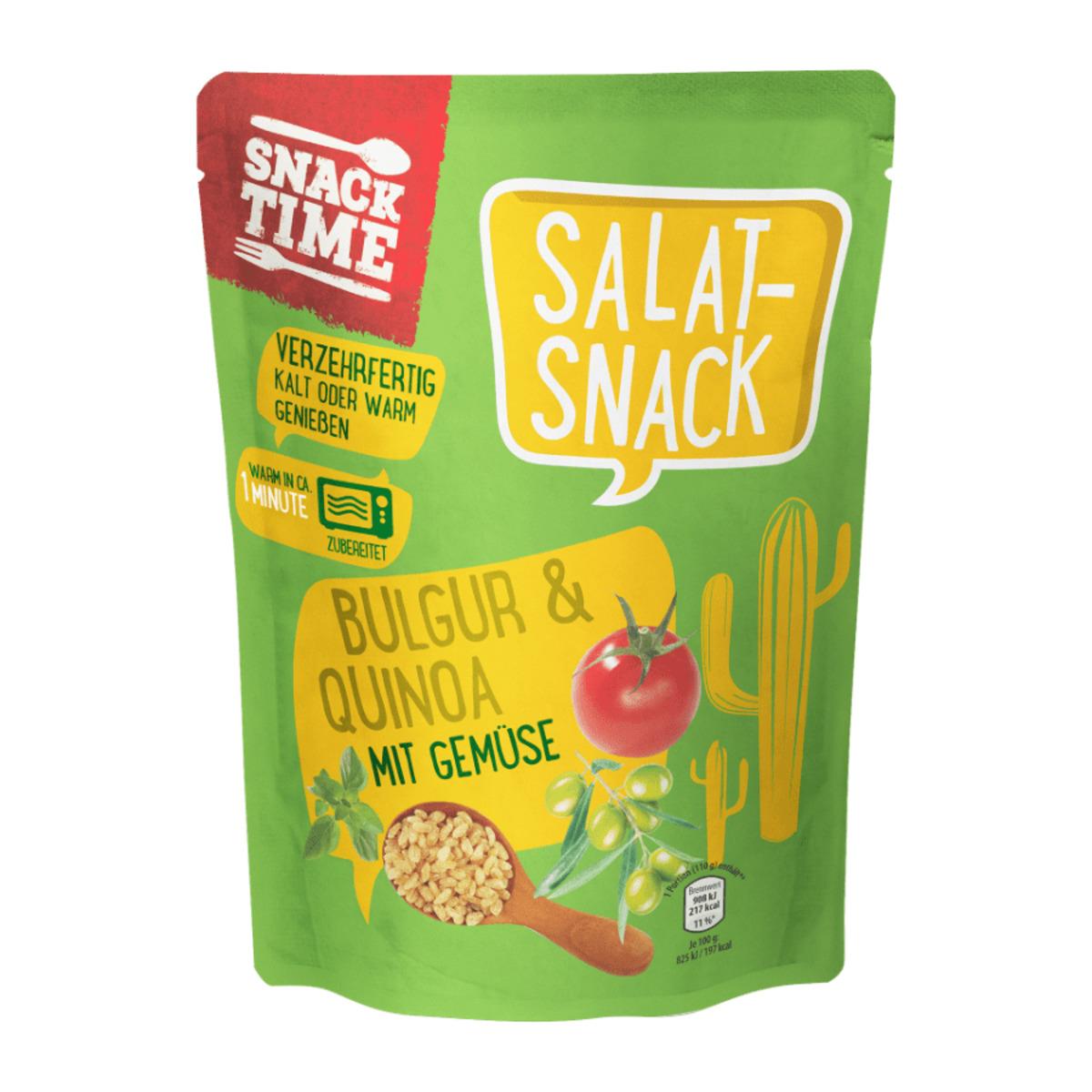 Bild 2 von SNACK TIME     Salat-Snack