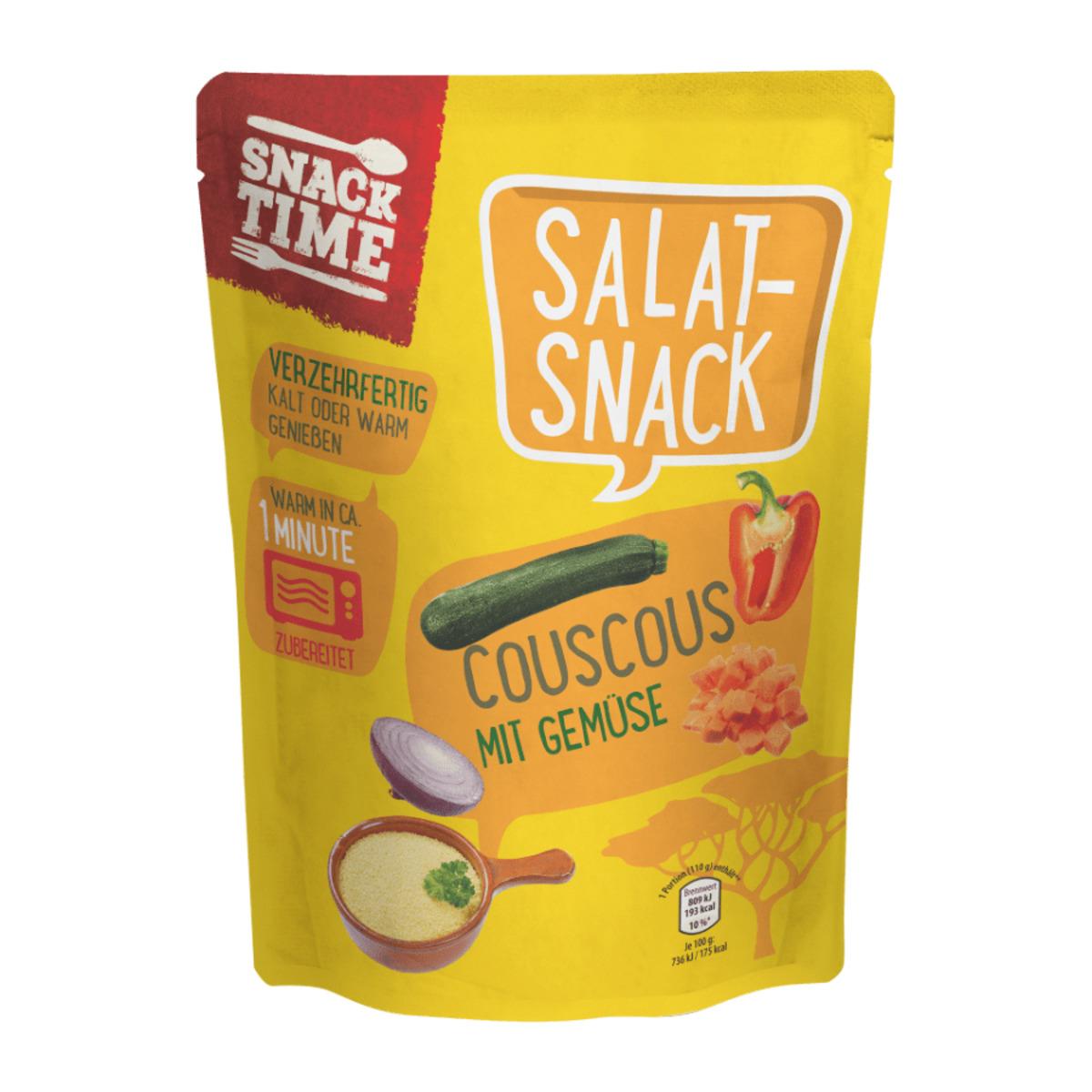 Bild 3 von SNACK TIME     Salat-Snack