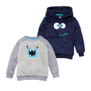 POCOPIANO     Teddyfleece Sweatshirt