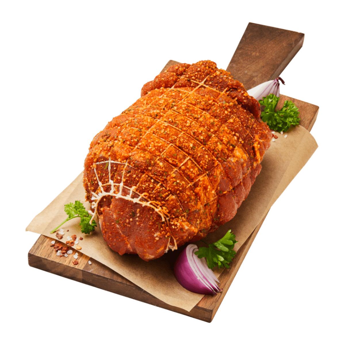 Bild 1 von MEINE METZGEREI     Schweine-Bugbraten