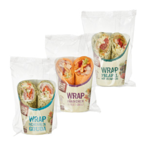 SNACK TIME  	   Wraps