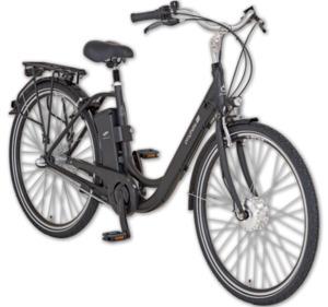 "PROPHETE GENIESSER e9.3 City E-Bike 28"""