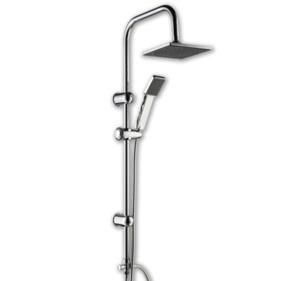 EISL Duschsäule mit Kopf- und Handbrause