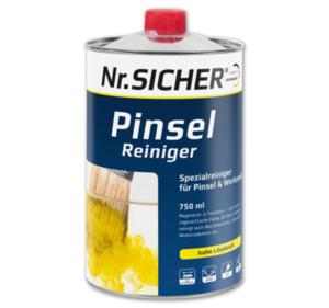 NR. SICHER Pinselreiniger