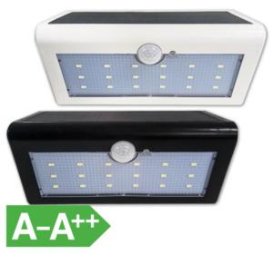 ROWI Solar-LED-Außenwandleuchte