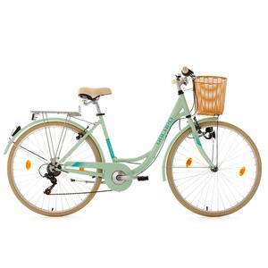 KS Cycling Cityrad Damenfahrrad Cantaloupe 6 Gänge, 28 Zoll