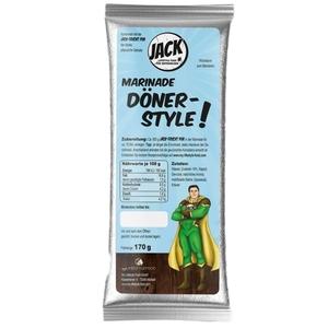 Jack-Marinade für Jack-Frucht Döner Style 170g