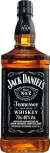 Jack Daniels Bourbon Whiskey, 40 % Vol. 0,7 L