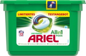Ariel Vollwaschmittel All in1 Pods 13WL
