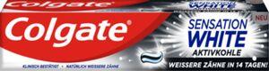 Colgate Sensation White Aktivkohle 75ml