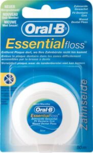 Oral-B Zahnseide gewachst mint 50m