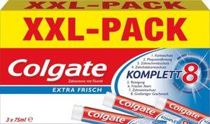 Colgate Komplett extra frisch 3x75ml