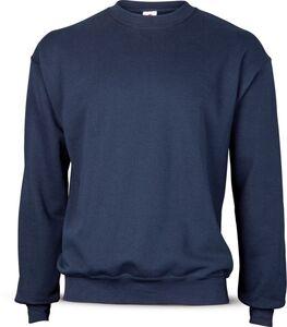 Fruit of the Loom Unisex Sweatshirt -  Deep navy, Gr. L
