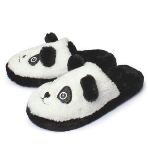 Damen Hausschuhe - Pandabär, Gr. 39