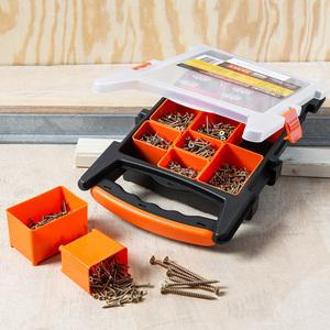 Kraft Werkzeuge Schrauben-Set