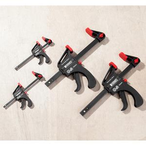 Kraft Werkzeuge Schnellspannzwingen 4tlg.