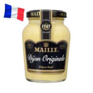 Maille Dijon-Senf Originale, Mittelscharf und à L'Ancienne