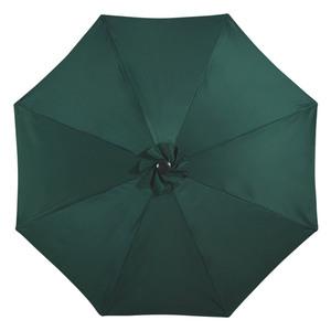 Alu-Sonnenschirm (ø 300 cm, grün)