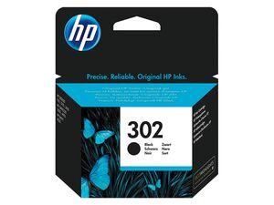 hp Druckerpatrone HP 302 Black