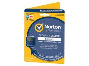 Norton Sicherheitssoftware