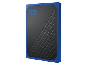 Western Digital Tragbarer SSD-Speicher 500 GB My Passport Go