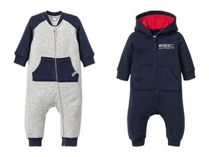 LUPILU® Baby Jungen Sweatoverall